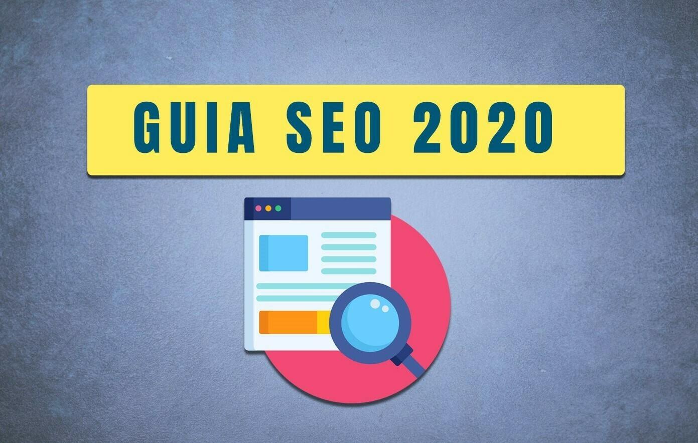 SEO 2020. Para posicionar tu web en los primeros lugares